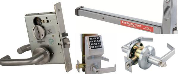 Commercial Locks & Door Handles